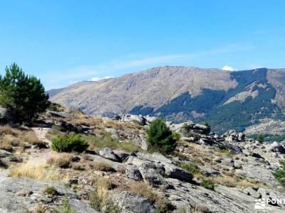 Sierra de la Cabrera-Pico de la Miel;rio guadiela parque de cabañeros escapadas montaña sur de gre
